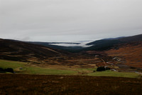 Ok, so it was just low cloud in Glen Tanar.