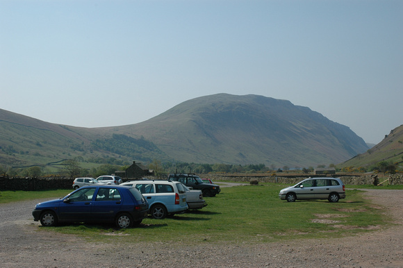 Wasdale Head Carpark
